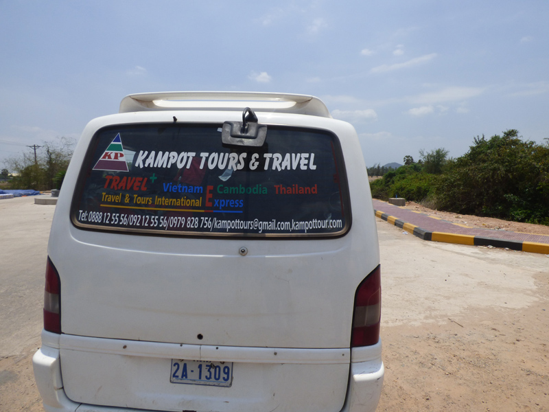 Kampot Tours & Travel