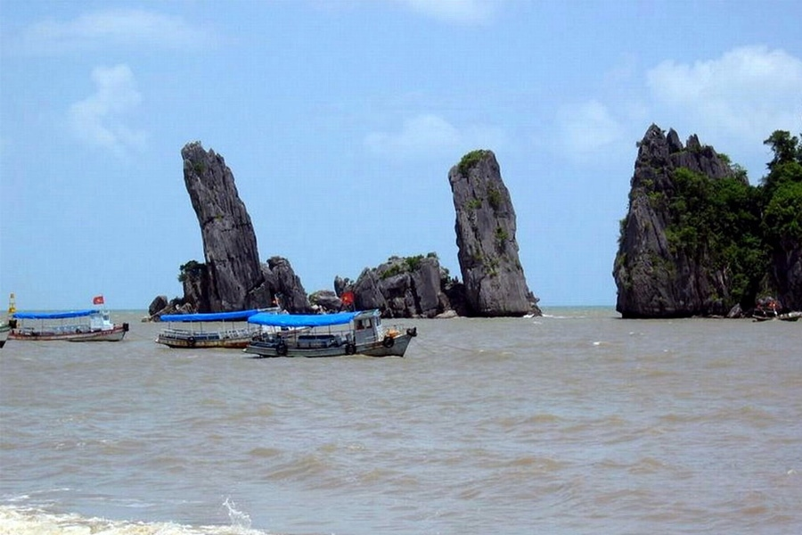Travel to Ha Tien in the low season