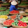 Common markets in Hanoi