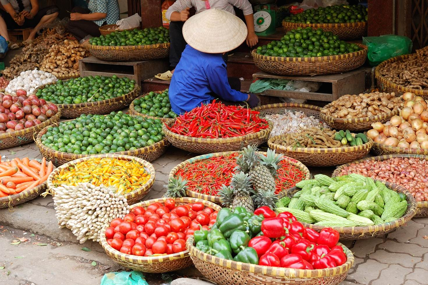 The best groceries and supermarkets in Hanoi
