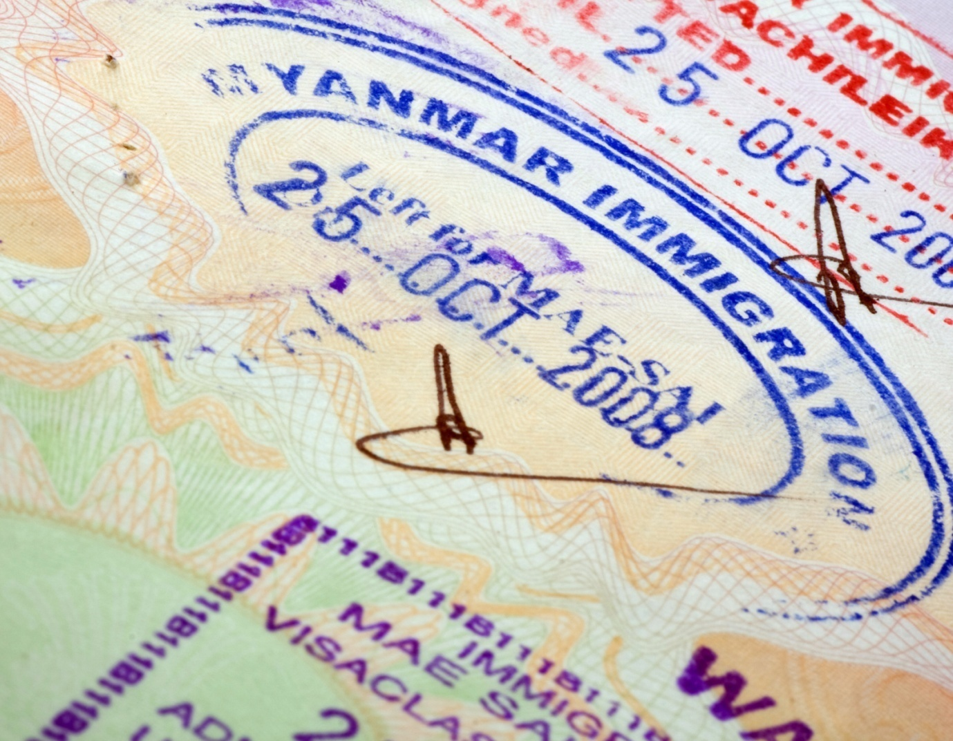 Myanmar Business Visa