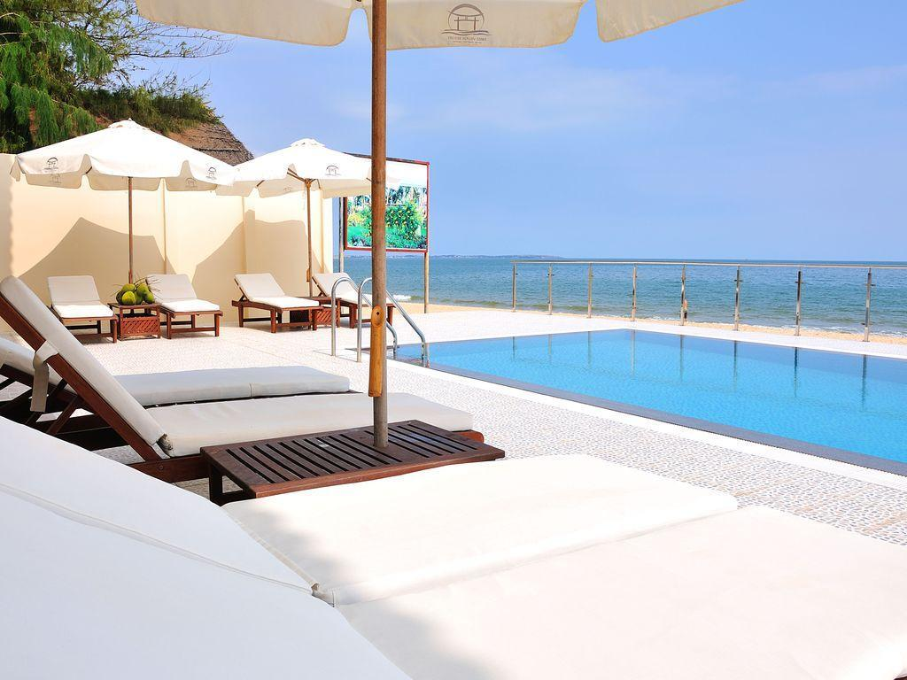The luxury space in Swiss Village Resort in Mui Ne