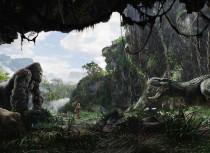 Van Long appears on Kong