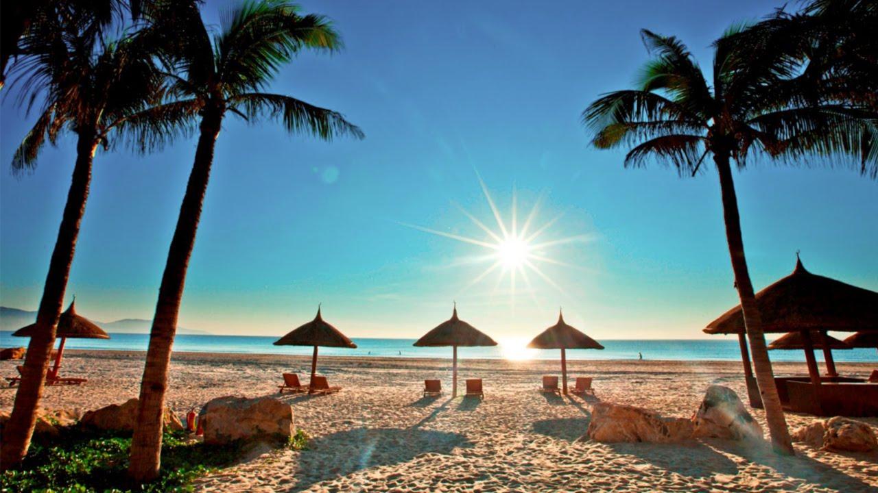 An Bang- the beautiful beach