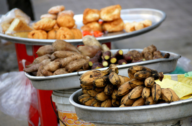 Don't miss a chance to enjoy banana snacks in Saigon