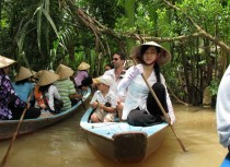 Ben Tre-the land of coconut
