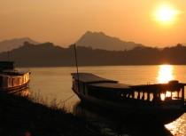 Mekong River Cruise in Luang Prabang