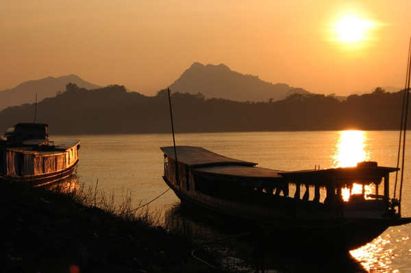Mekong River Cruises in Luang Prabang