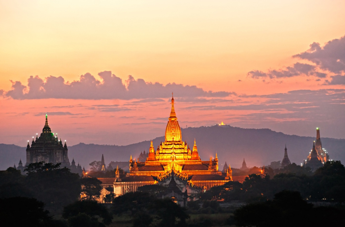Myanmar – a country worships Buddhism with a lot of temples