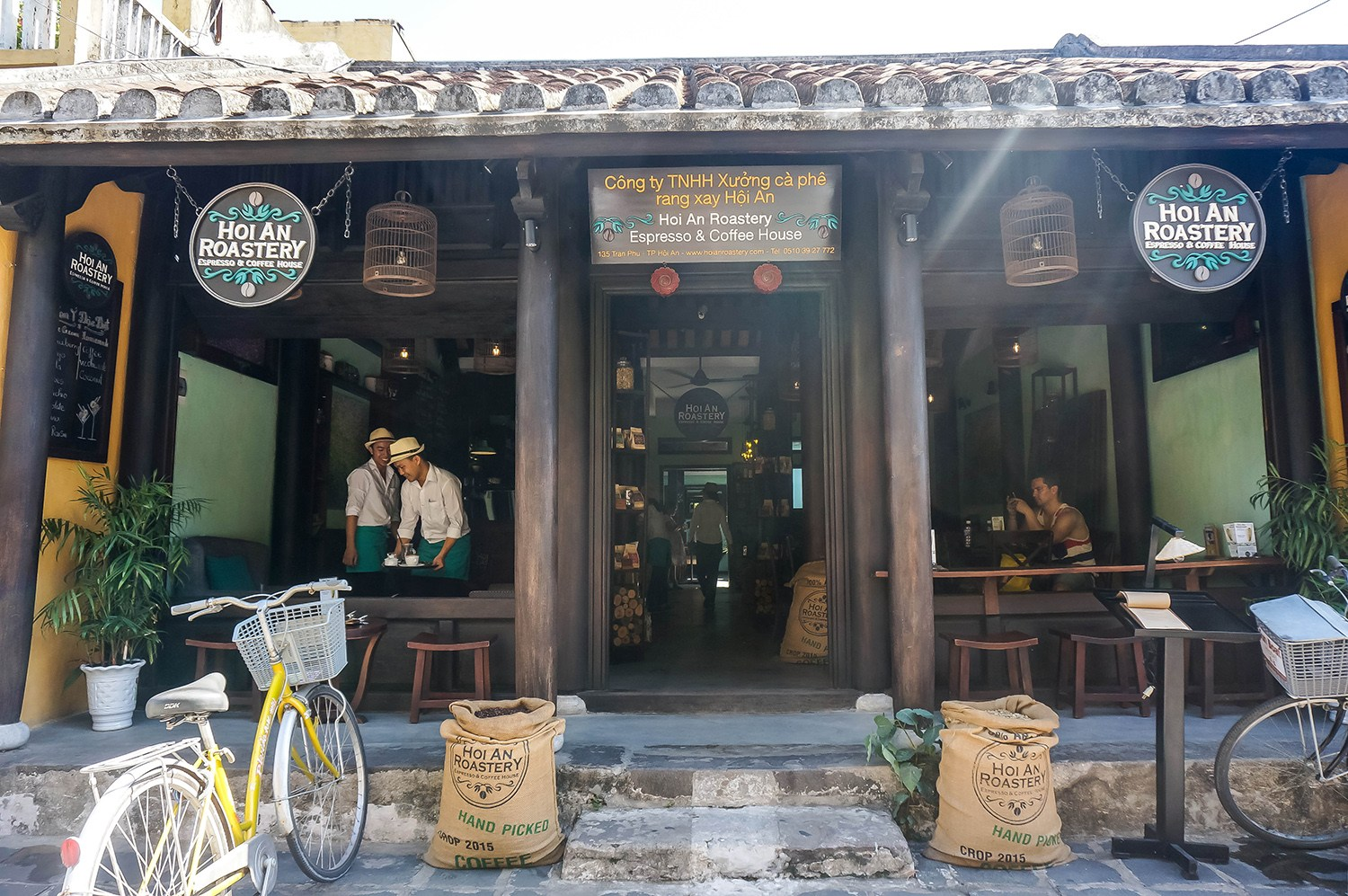 A unique cafe in Hoian for you to visit
