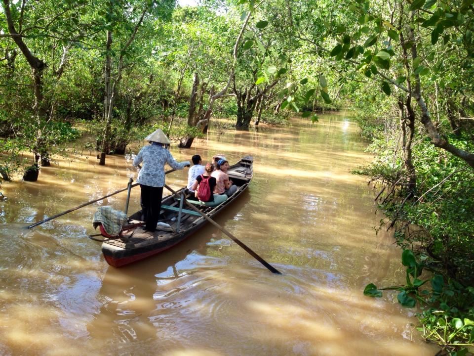 Things you should not miss in the Mekong Delta