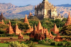 Ancient Bagan Citadel