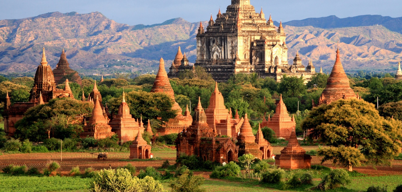 Explore mysterious land – ancient Bagan