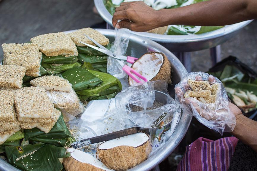 Koh Pieh Cake