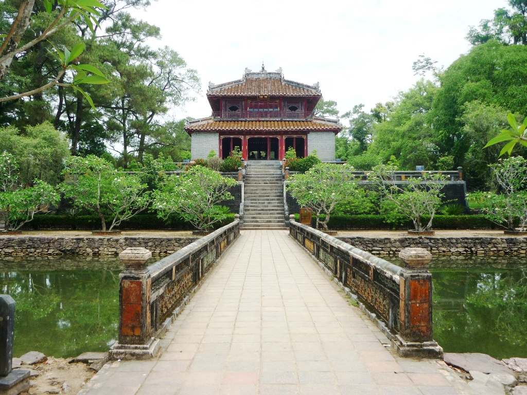 Mausoleum of King Minh Mang