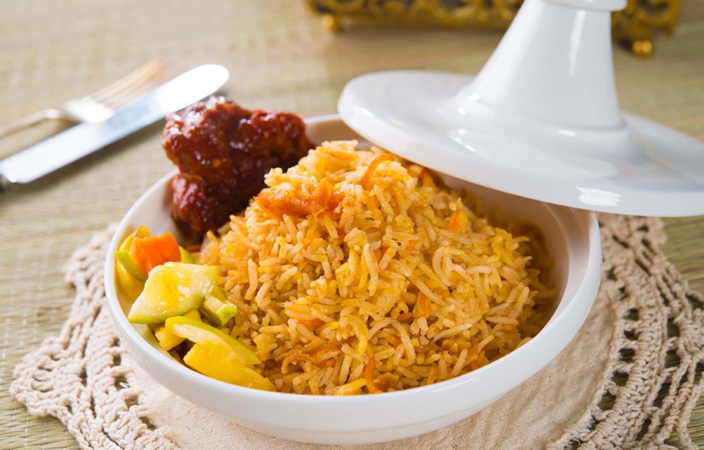 Shan rice