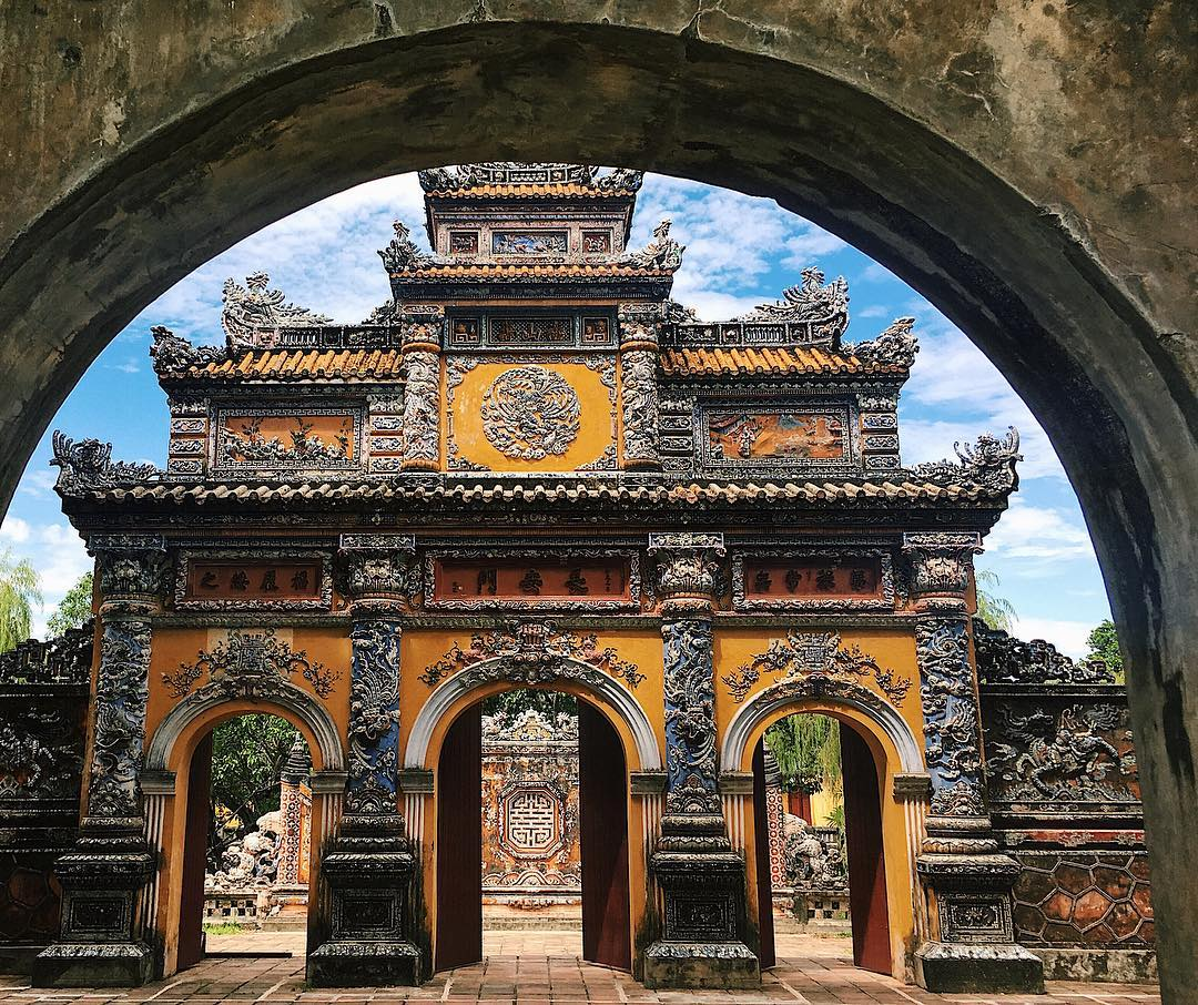 The Imperial Citadel of Hue