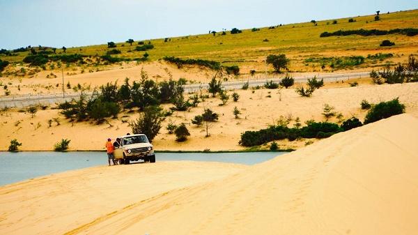 "Bau Trang – a ""Sahara miniature desert"" in Vietnam"