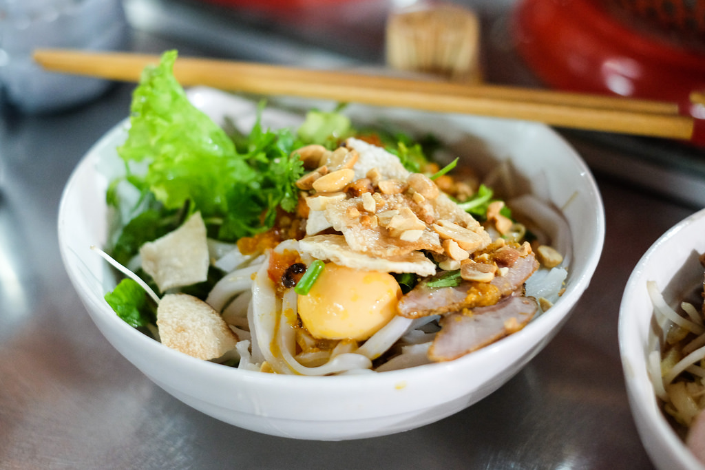 The great taste of Quang noodle