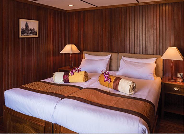 Pandaw- Cruise-Mekong-OP-Twin-Cabin-3