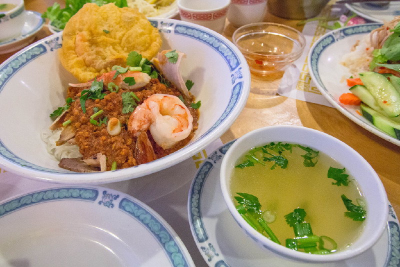 What to eat in the Mekong Delta
