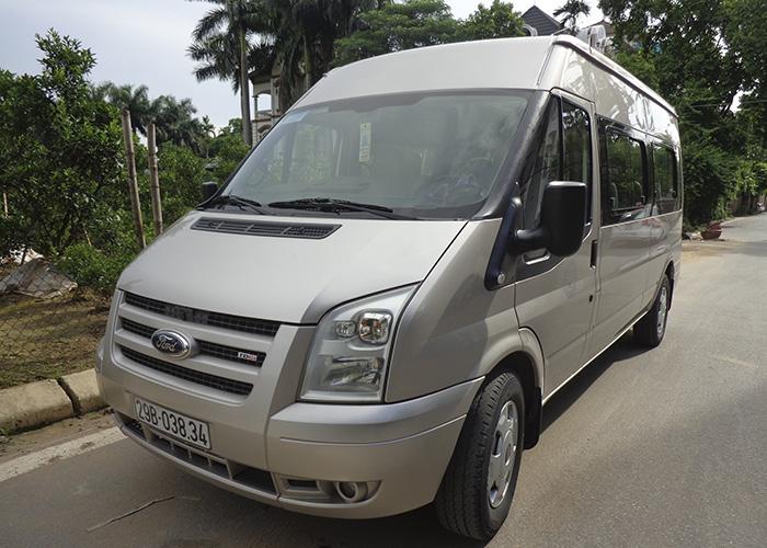 Private Van Car 01