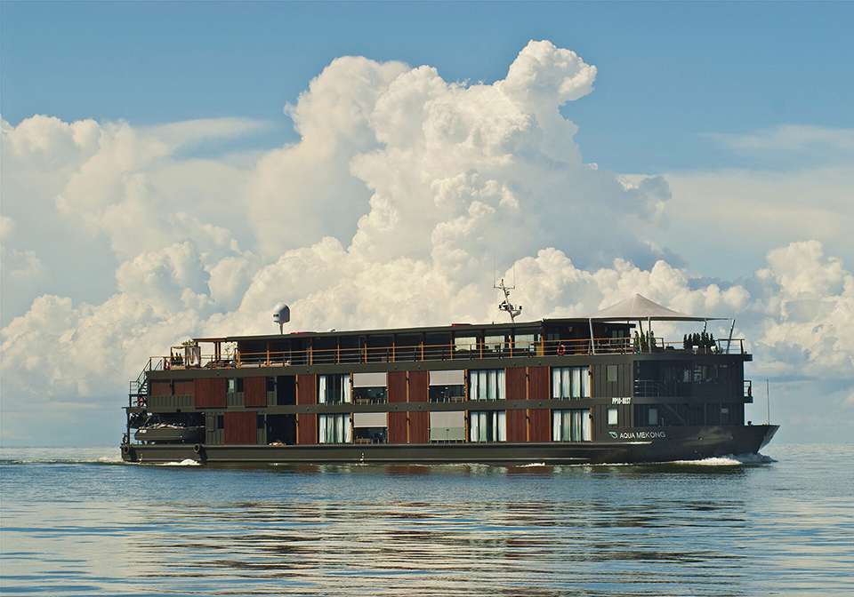 Auqa Mekong River Cruise Overview