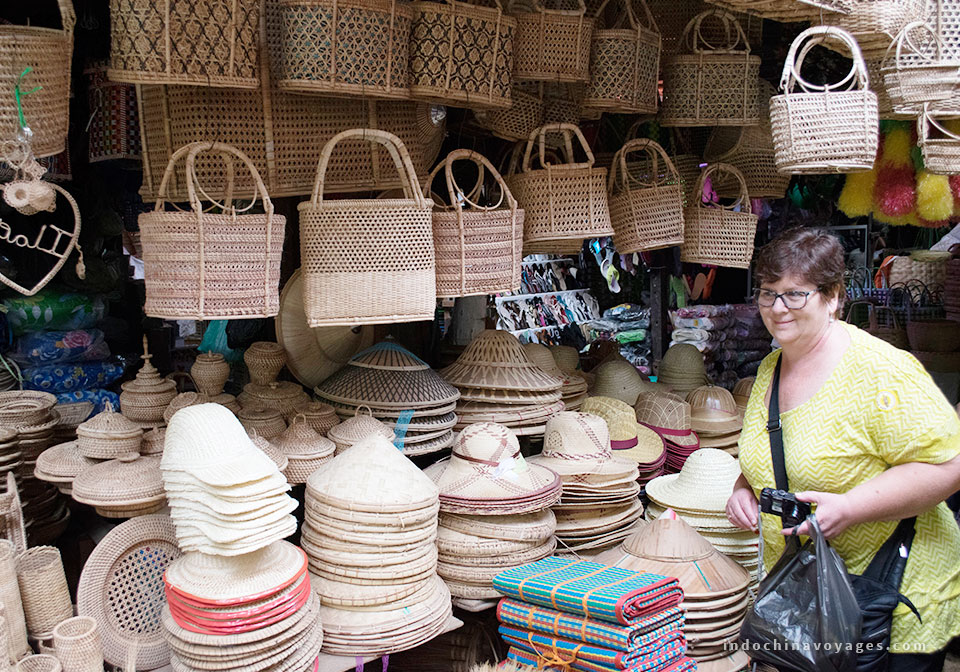 Day 12_Shopping in Hanoi_end tour