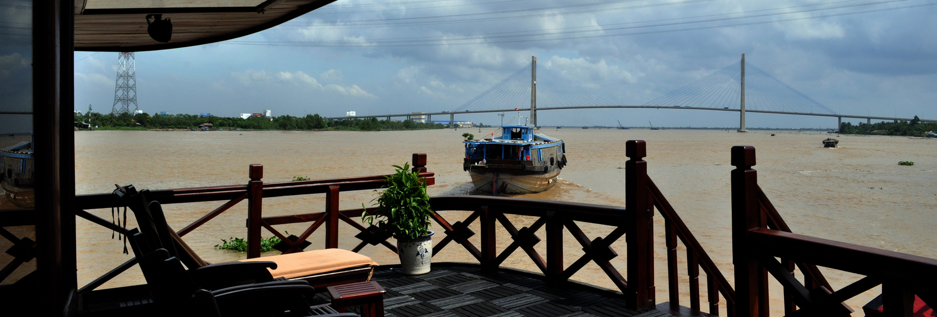 Deluxe Cruises Mekong - Indochina Voyages