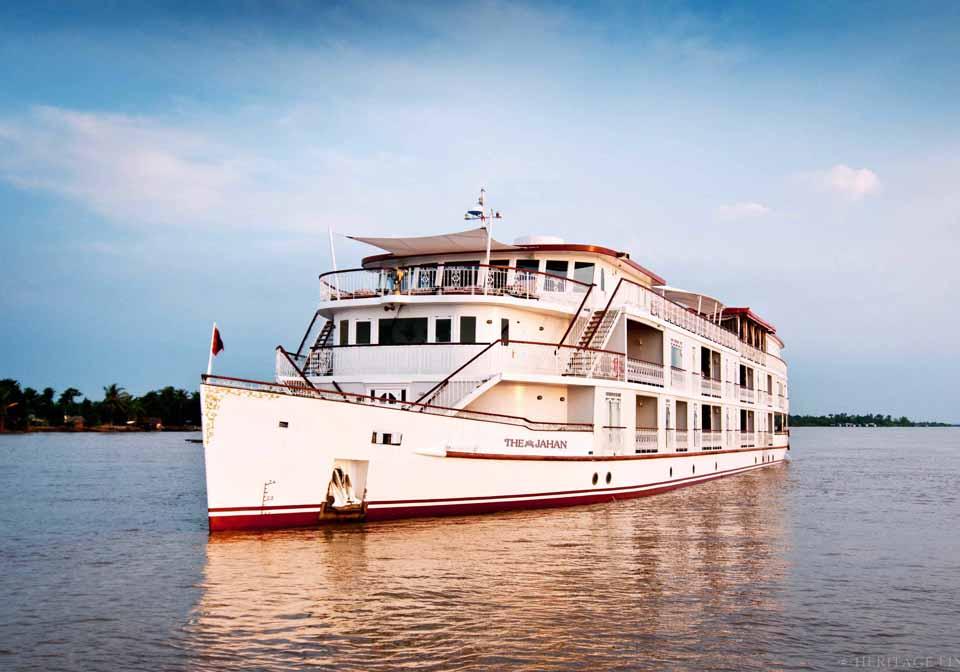 Jahan Cruise view cruise