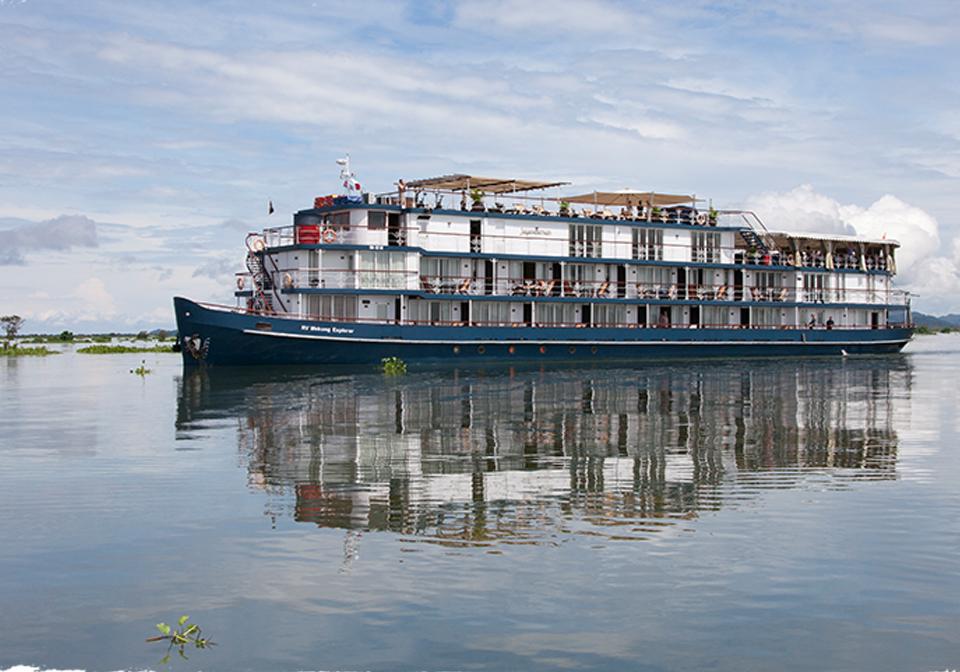 Jayavarman cruise overview