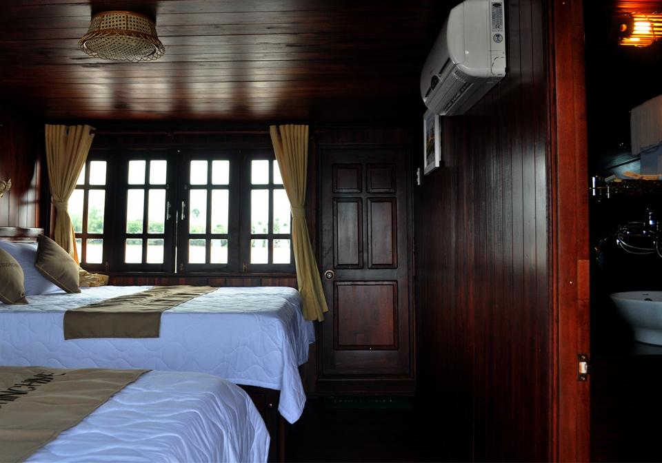 Le cochinchine cruise family cabin 1