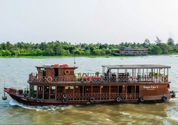 Mekong Dragon Eyes Cruise