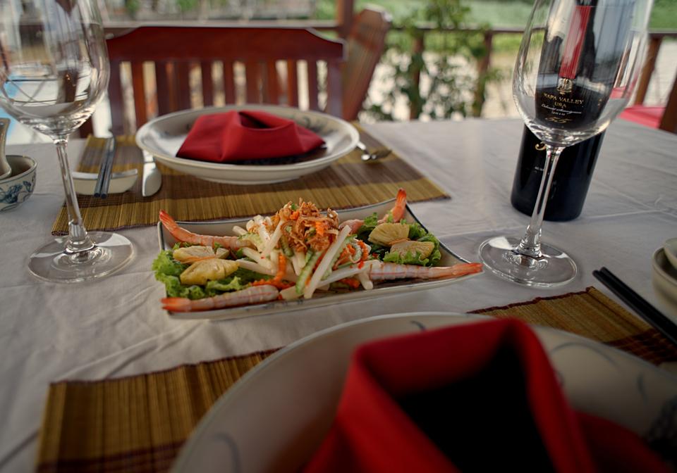 Mekong Gecgo food