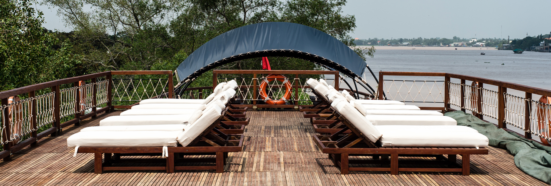 Thanks You Luxury Cruise Mekong