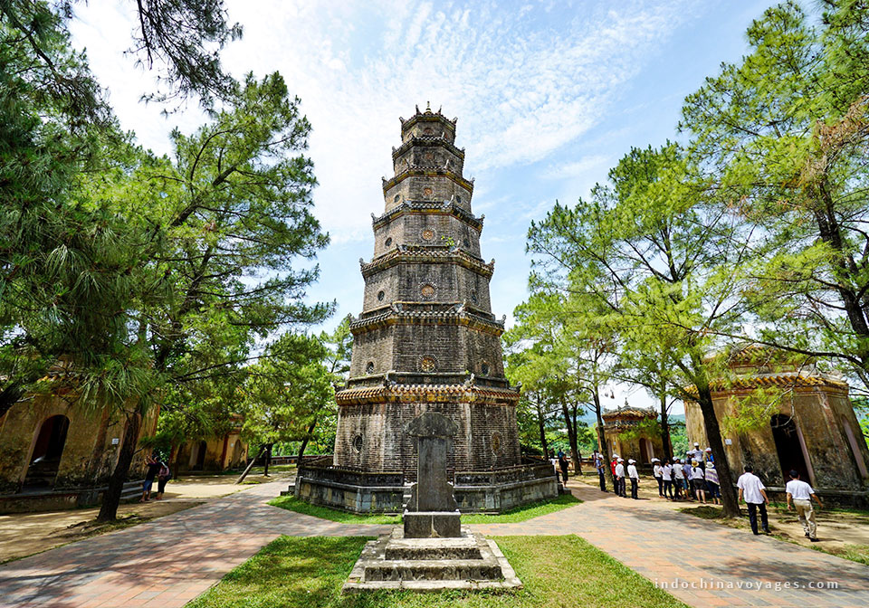 day 7_Thien Mu pagoda