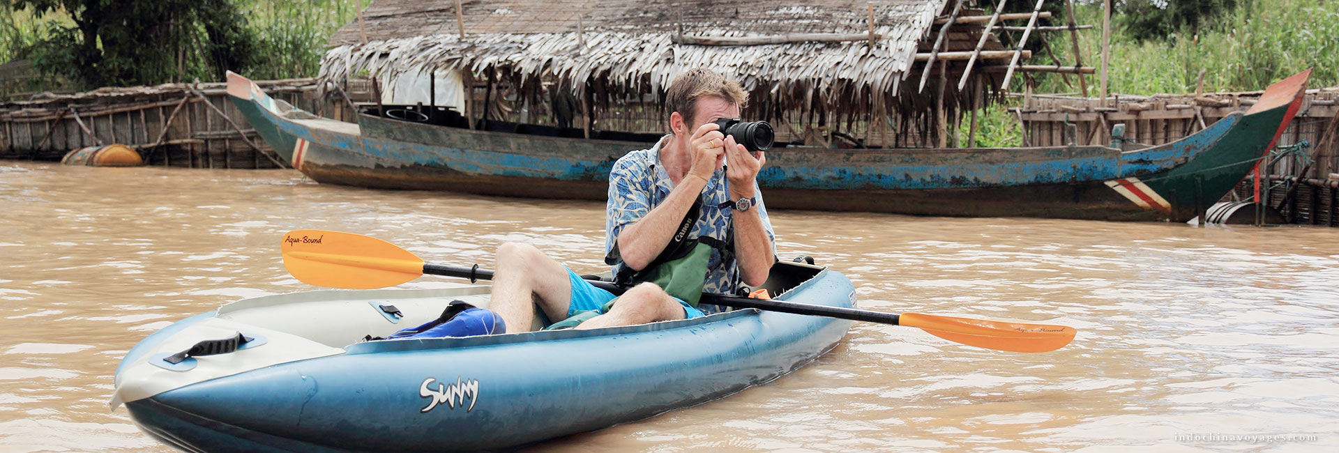 photo gallery Luxury Cruise Mekong