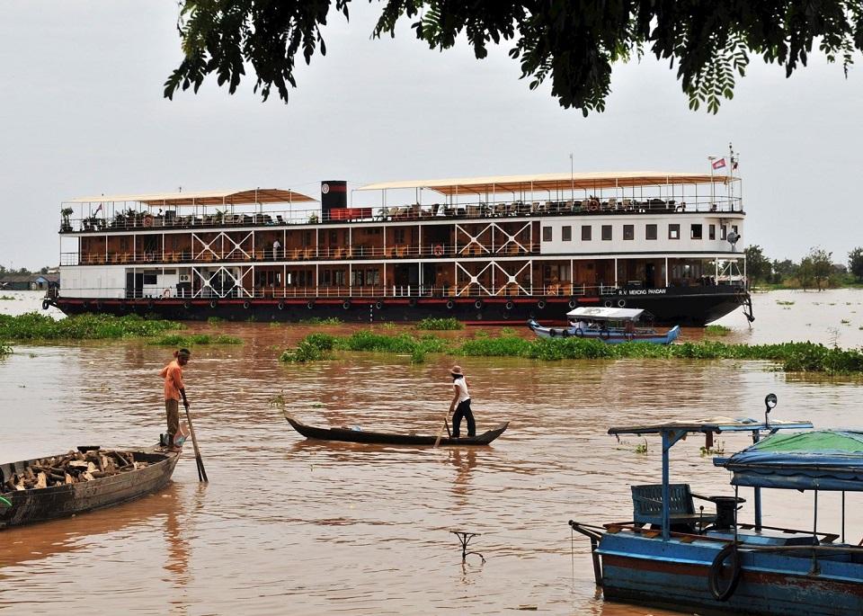 Pandaw Mekong cruise