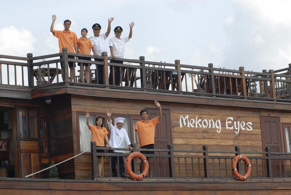 Mekong Eyes Classic Cruise