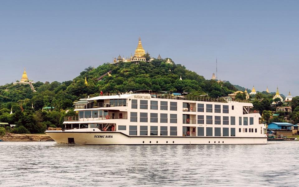 Scenic Aura river cruise