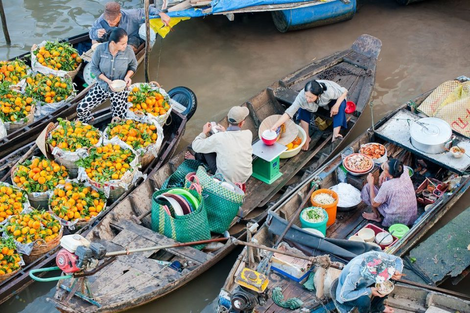 Top 5 Mekong delta floating markets for your exceptional experience