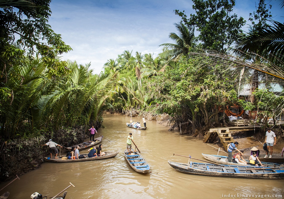things to do Mekong Delta