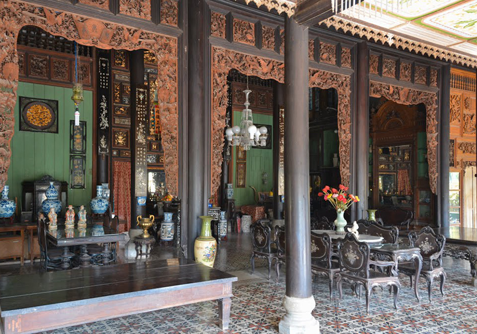 Binh Thuy House