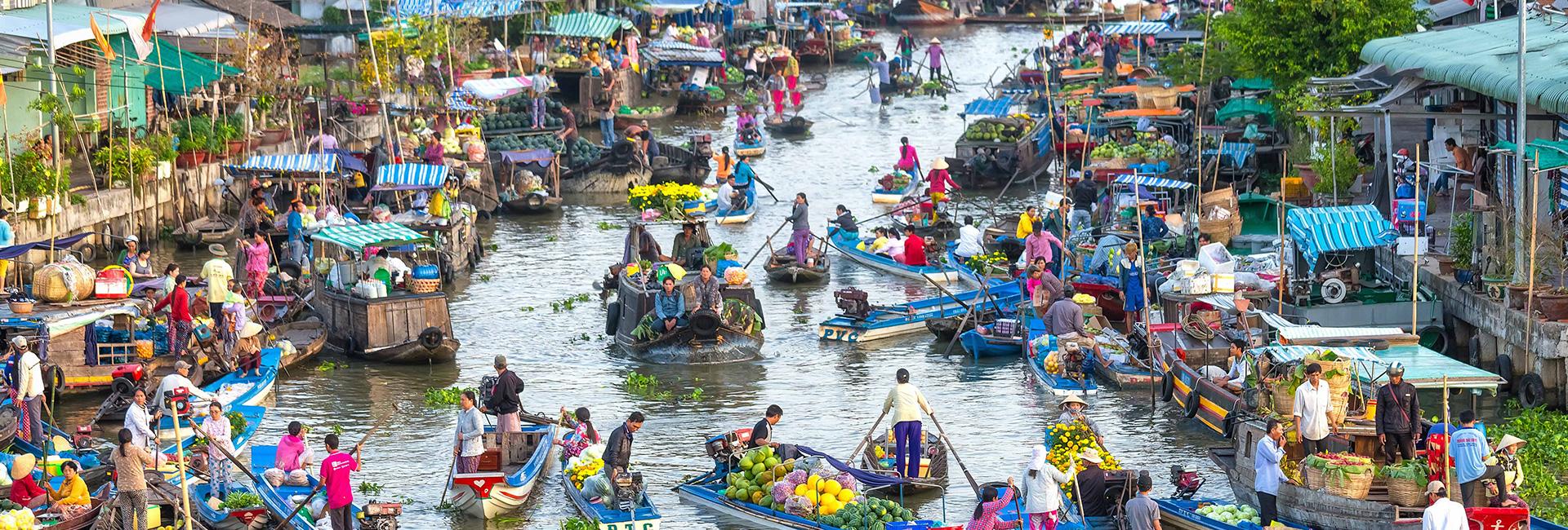 mekong delta tours 2 days